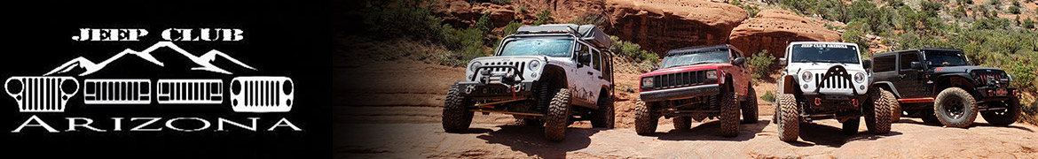 Jeep Club Arizona